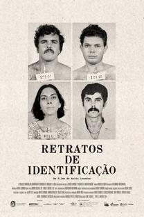 Retratos de Identificação - Poster / Capa / Cartaz - Oficial 1