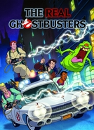 os caça fantasmas 4a temporada a série animada (the real ghostbusters season 4)