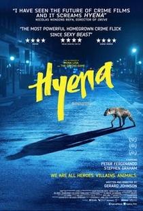 Hyena - Poster / Capa / Cartaz - Oficial 3