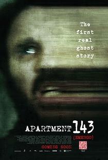 Apartamento 143 - Poster / Capa / Cartaz - Oficial 3