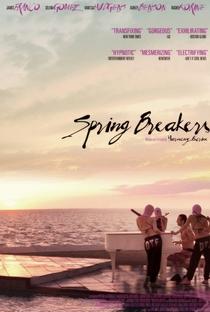 Spring Breakers: Garotas Perigosas - Poster / Capa / Cartaz - Oficial 13