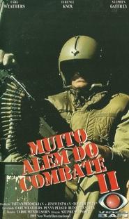 Muito Além do Combate II - Poster / Capa / Cartaz - Oficial 1