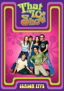 That '70s Show (5ª Temporada) - Poster / Capa / Cartaz - Oficial 1