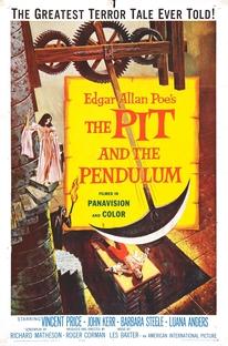 O Poço e o Pêndulo - Poster / Capa / Cartaz - Oficial 2
