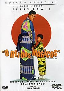 O Rei dos Mágicos - Poster / Capa / Cartaz - Oficial 8