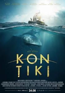 Expedição Kon Tiki - Poster / Capa / Cartaz - Oficial 1