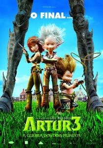 Arthur e a Guerra dos Dois Mundos - Poster / Capa / Cartaz - Oficial 1