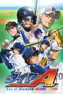 Ace of Diamond: Second Season - Poster / Capa / Cartaz - Oficial 1