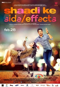 Shaadi Ke Side Effects - Poster / Capa / Cartaz - Oficial 2