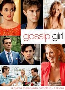 Gossip Girl: A Garota do Blog (5ª Temporada) - Poster / Capa / Cartaz - Oficial 4