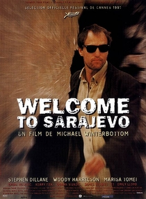 Bem Vindo a Sarajevo - Poster / Capa / Cartaz - Oficial 5