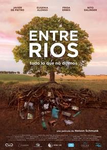 Entre ríos: todo lo que no dijimos - Poster / Capa / Cartaz - Oficial 1
