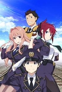 Rail Wars! - Poster / Capa / Cartaz - Oficial 3