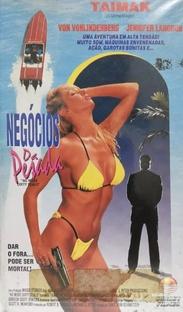 Negócios da Pesada - Poster / Capa / Cartaz - Oficial 1