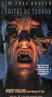 Noites de Terror - Poster / Capa / Cartaz - Oficial 3