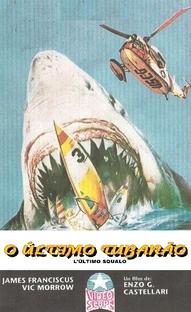 O Último Tubarão - Poster / Capa / Cartaz - Oficial 3