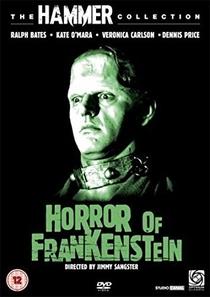 O horror de Frankenstein - Poster / Capa / Cartaz - Oficial 5
