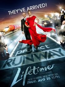 Project Runway (6ª Temporada) - Poster / Capa / Cartaz - Oficial 1