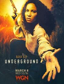 Underground (2ª Temporada) - Poster / Capa / Cartaz - Oficial 1