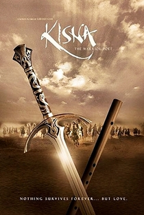 Kisna: The Warrior Poet - Poster / Capa / Cartaz - Oficial 3
