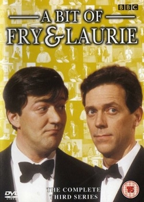 A Bit of Fry and Laurie - 3ª Temporada - Poster / Capa / Cartaz - Oficial 1