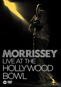 Morrissey: Live at the Hollywood Bowl - Poster / Capa / Cartaz - Oficial 1