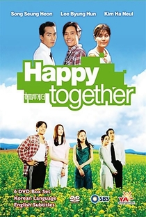 Happy Together - Poster / Capa / Cartaz - Oficial 1
