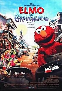 Elmo na Terra dos Rabugentos - Poster / Capa / Cartaz - Oficial 1