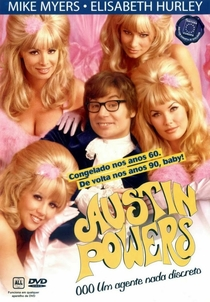 Austin Powers - 000 Um Agente Nada Discreto - Poster / Capa / Cartaz - Oficial 11