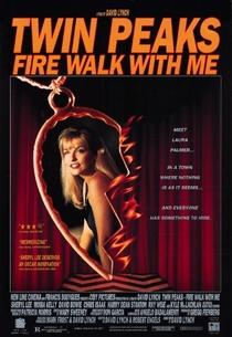 Twin Peaks - Os Últimos Dias de Laura Palmer - Poster / Capa / Cartaz - Oficial 2