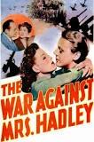 Aço da Mesma Têmpera (The War Against Mrs. Hadley)