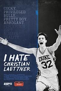 I Hate Christian Laettner - Poster / Capa / Cartaz - Oficial 1