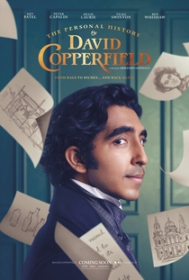 The Personal History of David Copperfield - Poster / Capa / Cartaz - Oficial 1