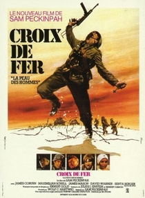 A Cruz de Ferro - Poster / Capa / Cartaz - Oficial 4
