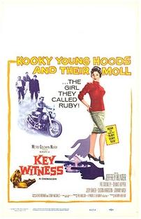 A Testemunha Chave - Poster / Capa / Cartaz - Oficial 2