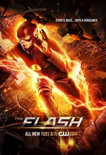 The Flash (4ª Temporada) - Poster / Capa / Cartaz - Oficial 4