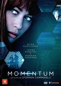 Momentum - Poster / Capa / Cartaz - Oficial 4