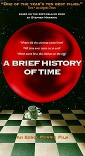 Uma Breve História do Tempo - Poster / Capa / Cartaz - Oficial 2