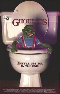 Ghoulies - Poster / Capa / Cartaz - Oficial 1