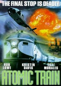 O Trem Atômico - Poster / Capa / Cartaz - Oficial 3