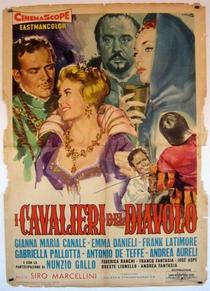 Os Cavaleiros do Diabo - Poster / Capa / Cartaz - Oficial 1