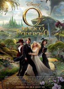 Oz: Mágico e Poderoso - Poster / Capa / Cartaz - Oficial 1