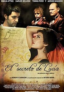 O Segredo de Lucia - Poster / Capa / Cartaz - Oficial 1