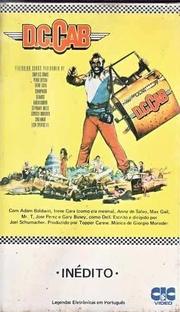 D.C. Cab - Poster / Capa / Cartaz - Oficial 2