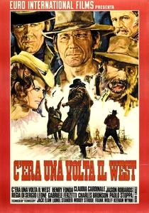 Era uma Vez no Oeste - Poster / Capa / Cartaz - Oficial 12