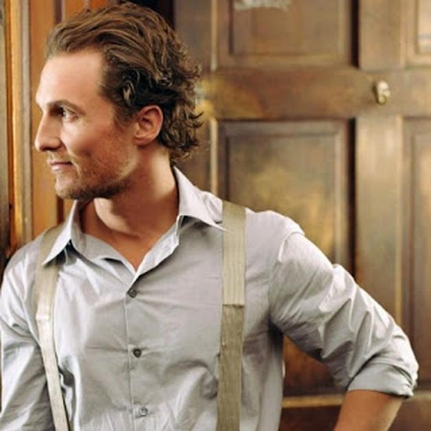 Nolan quer Matthew McConaughey para seu próximo filme