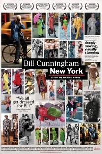 Bill Cunningham New York - Poster / Capa / Cartaz - Oficial 1