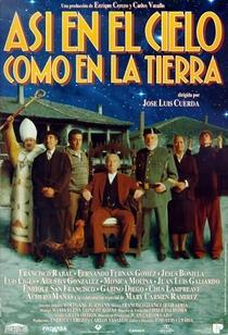 Assim no céu como na terra - Poster / Capa / Cartaz - Oficial 1