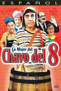 Chaves (5ª Temporada) - Poster / Capa / Cartaz - Oficial 4