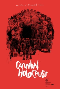Holocausto Canibal - Poster / Capa / Cartaz - Oficial 8